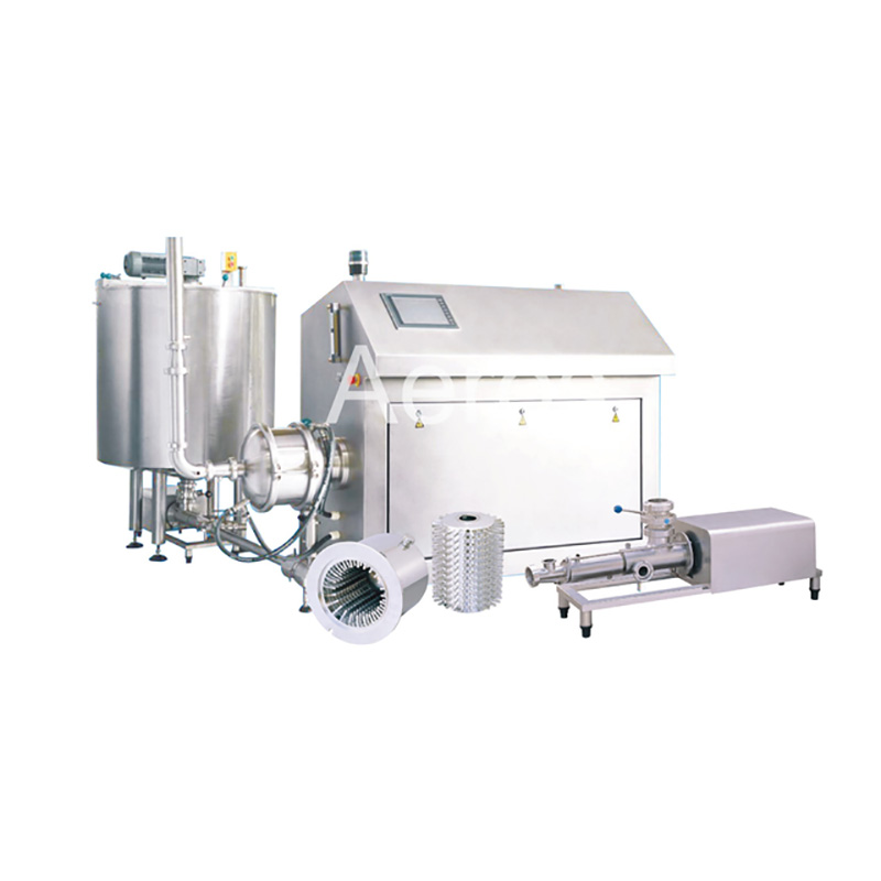 Non-food Processing Aeration System