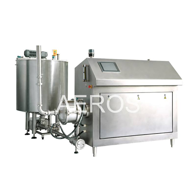 Yogurt Aeration System